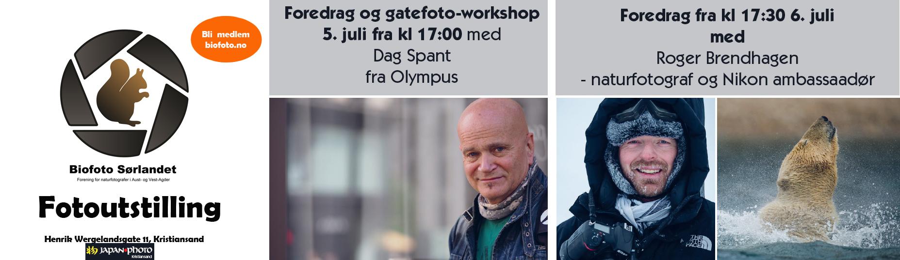 Utstilling BioFoto Sørlandet