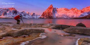 Fototur Reine i Lofoten