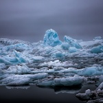 Isfjell Foto Helge Søgnebotten