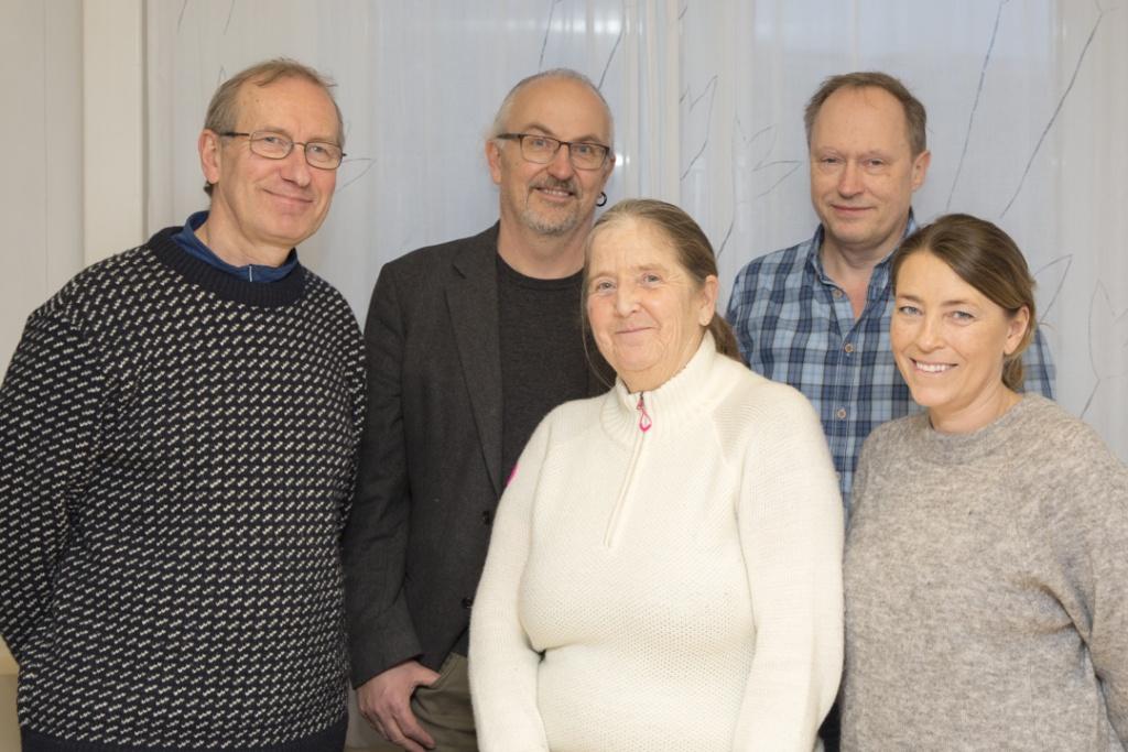 Biofoto Hordaland-Styret 2019