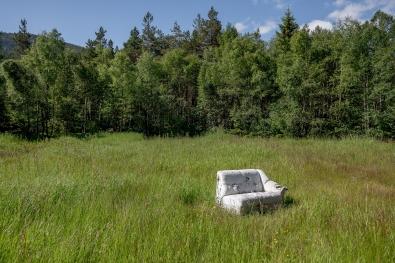 Sofa på beite_Bård Ropstad_Sørlandet