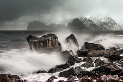 Tommy Andreassen_Nordland_Arctic seascape lofoten