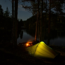 128_rine-grue-carlsen_Ostlandet_kveldsstemning