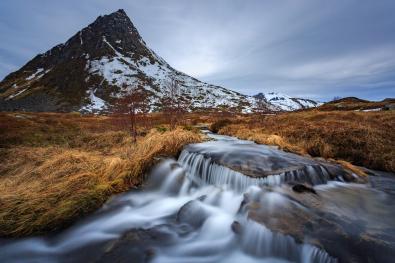 Tommy Andreassen Nordland_Lofoten river